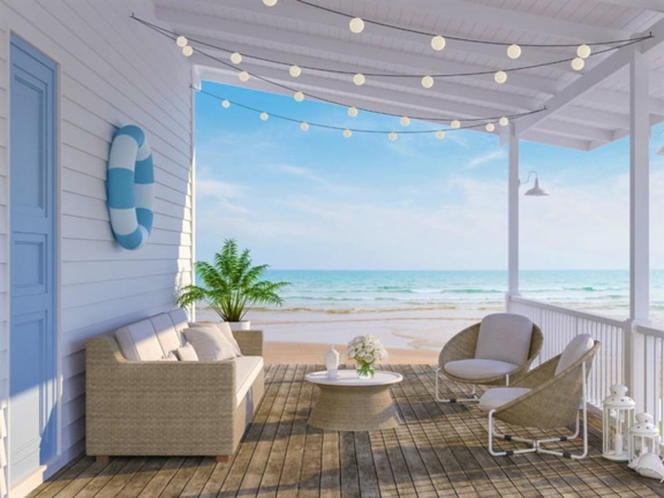 Piccola e graziosa: arredare la casa vacanza minuscola non è impossibile
