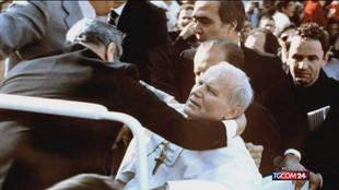 Papa Wojtyla, 40 anni fa l'attentato in Piazza San Pietro