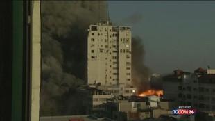 Israele-Gaza, la guerra continua