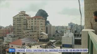 Breaking News delle 12.00 | Israele: 83 palestinesi uccisi e 500 feriti