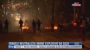 Breaking News delle 16.00 | Israele neutralizza drone esplosivo da Gaza