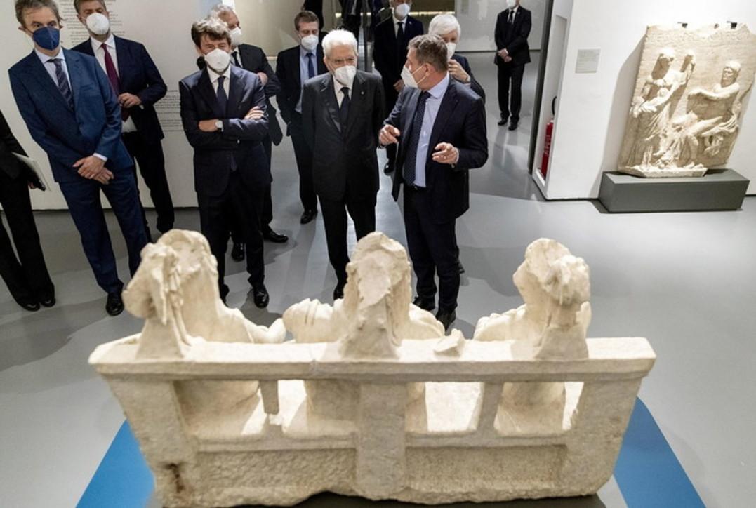 """Alle Scuderie del Quirinale la mostra """"Tota Italia. Alle origini di una Nazione"""""""