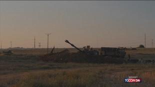 Gaza, spari dai tank israeliani