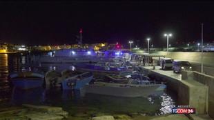 Migranti, nuovo naufragio e altri sbarchi a Lampedusa