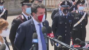"""Gregoretti, Salvini: """"La sentenza dimostra che ho fatto solo il mio dovere"""""""