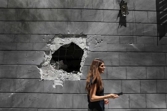 Medioriente, nuova giornata di bombardamenti tra Israele e Hamas
