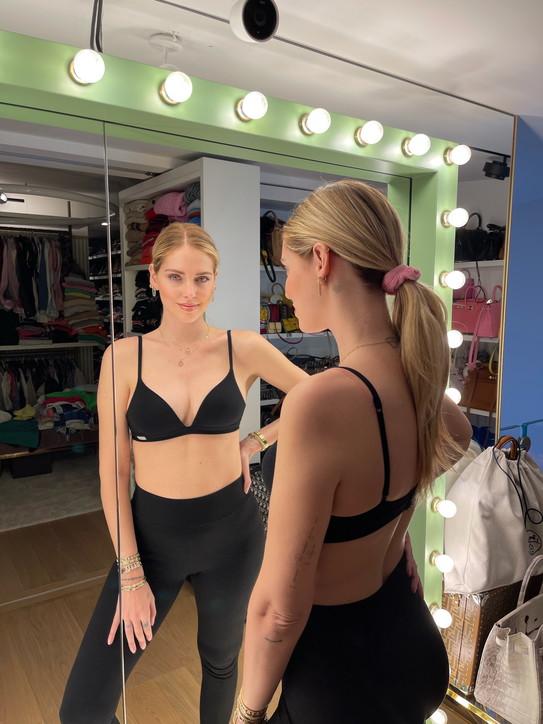 Moda donna, underwear: la linea corsetteria cotone firmata Intimissimi