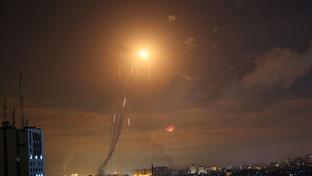 Striscia di Gaza, le foto dal fronte di guerra