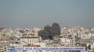 Breaking News delle 09.00 | Ancora una notte di bombardamenti su Gaza