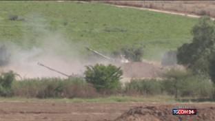 Gaza, bombardato il palazzo evacuato sede dei media