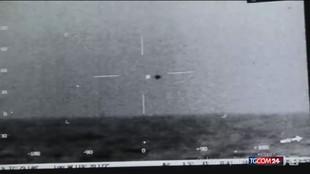 I militari americani avvistano degli Ufo?