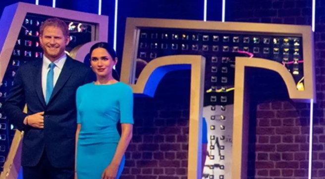 Riapre il Madame Tussaudsma con una novità: Harry e Meghan sfrattati dai reali
