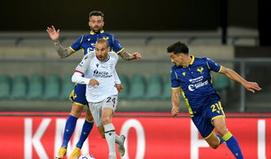 Palacio salva il Bologna: il Verona non vince da un mese e mezzo