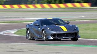 Ferrari 812 Superfast e… super light