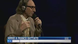 Breaking News delle 11.00 | Addio a Franco Battiato