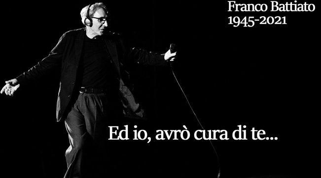 Franco Battiato, le frasi indimenticabili delle sue canzoni