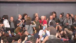 Riace, richiesta di condanna a 7 anni per l'ex sindaco Mimmo Lucano