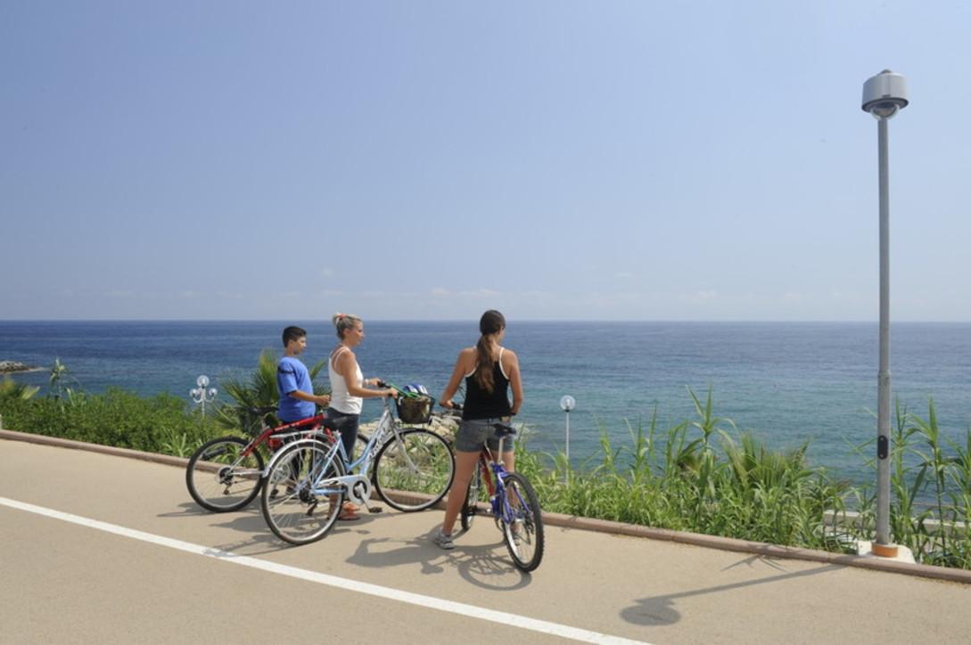 Itinerari estivi in Liguria per gli amanti della bici
