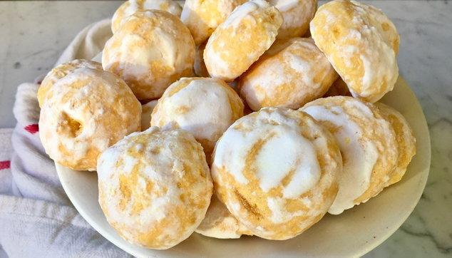 Biscotti zuccherini montanari