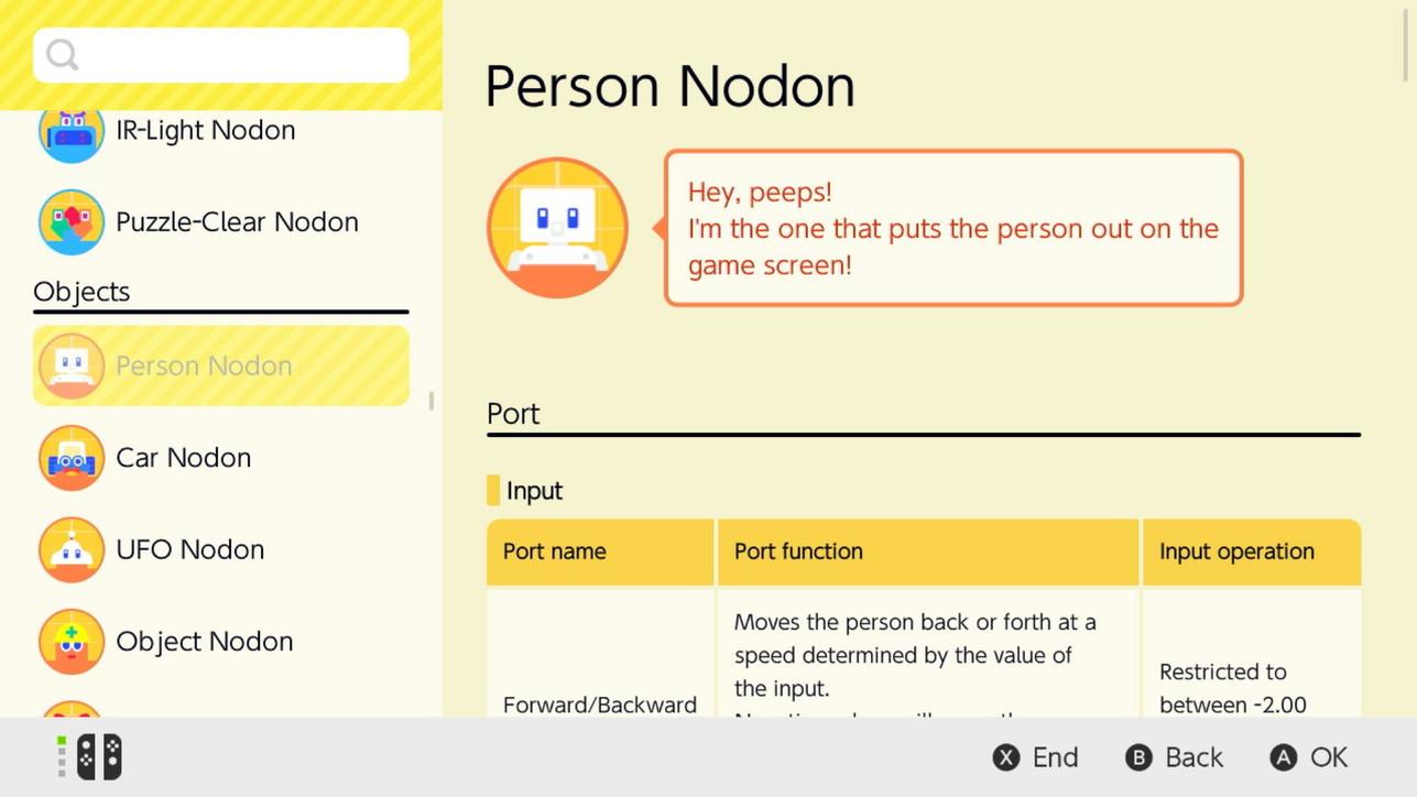 Laboratorio di videogiochi, le immagini del nuovo software di Nintendo