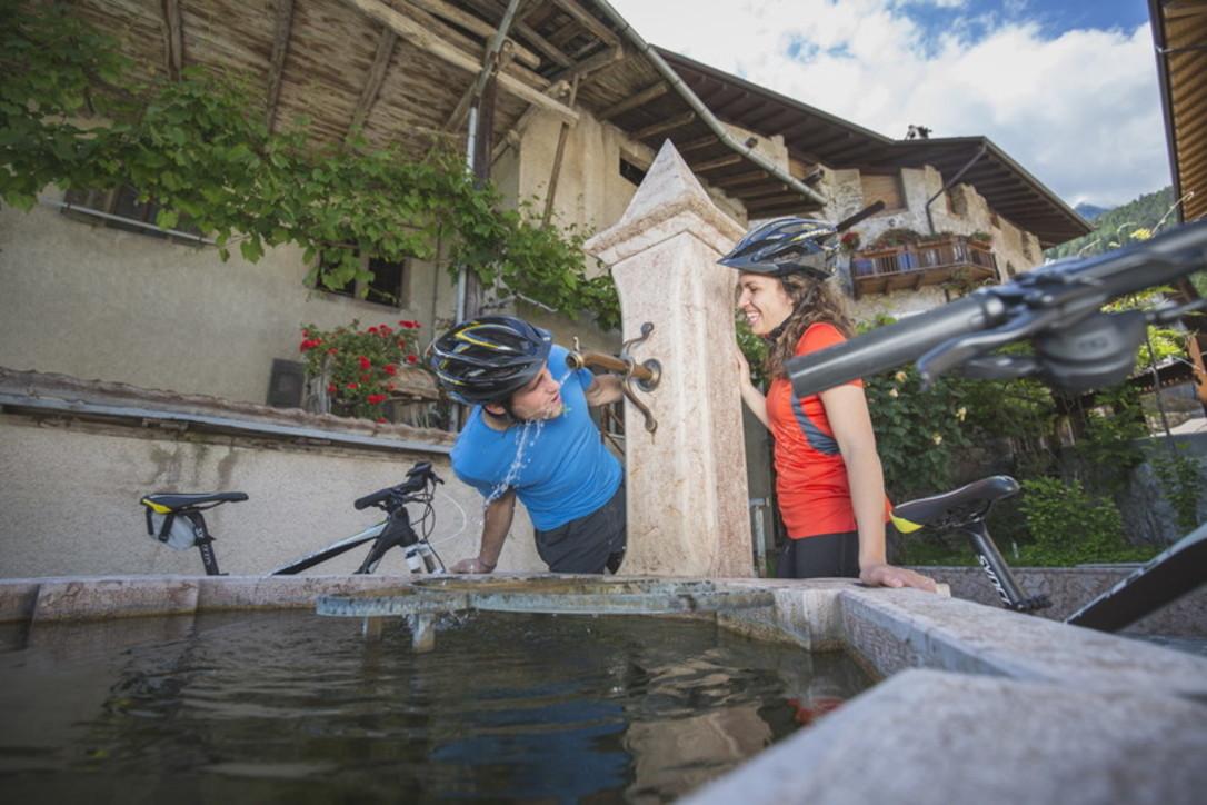 Scoprire in bici i magnifici borghi del Trentino
