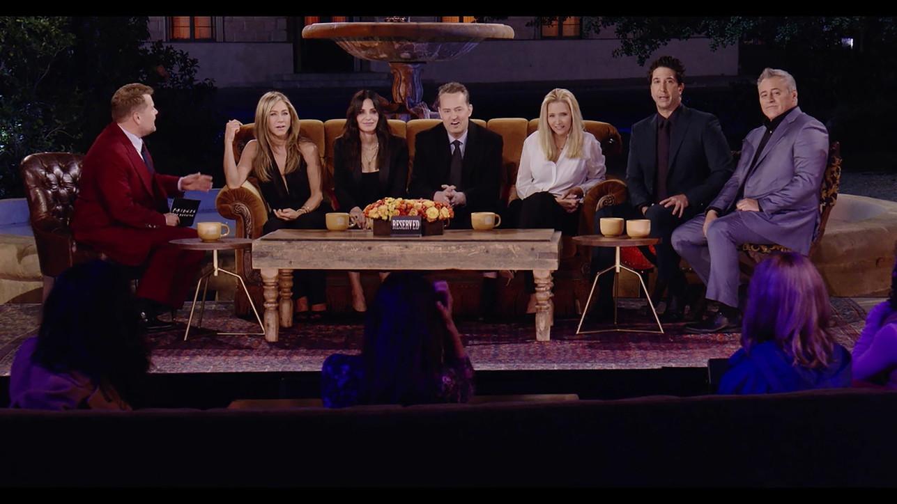 """""""Friends The Reunion"""", la puntata speciale tra nostalgia ed emozioni"""