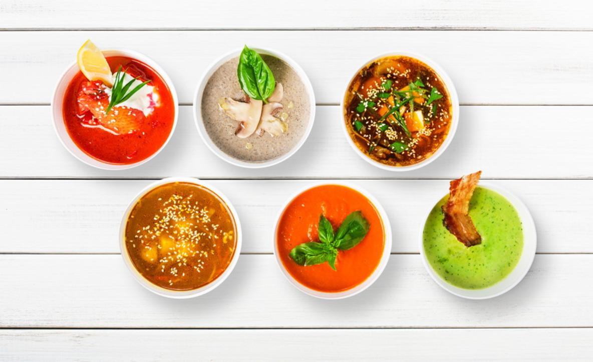 Benessere: le zuppe detox ideali per una dieta estiva bilanciata