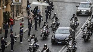 Mattarella e le alte cariche dello Stato celebrano la Festa della Repubblica