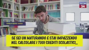 Maturità 2021, come funzionano i crediti scolastici