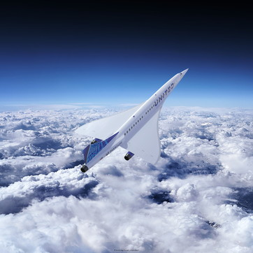 Tornano i voli supersonici: l'annuncio di United Airlines a quasi 20 anni dall'ultimo viaggio del Concorde