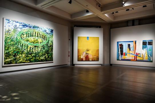 """A Milano la mostra""""Painting is back. Anni Ottanta, la pittura in Italia"""""""