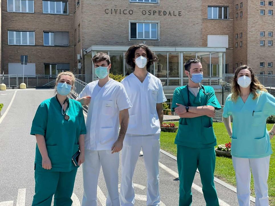 Codogno fuori dall'incubo: chiude il reparto Covid dell'ospedale