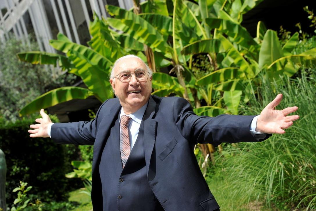 Pippo Baudocompie 85 anni: le foto della sua carriera