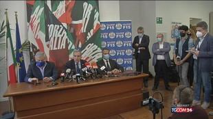 De Vito (ex M5s) entra in Forza Italia