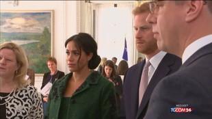Londra, le reazioni dei sudditi alla nascita di Lilibet Diana