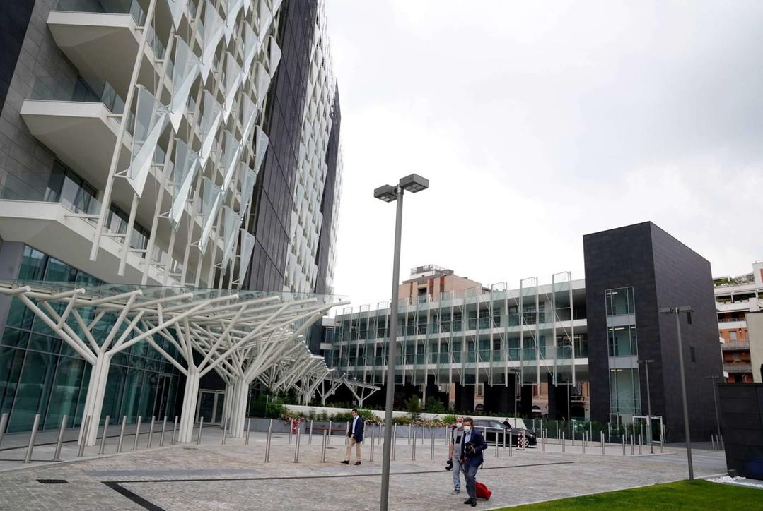 Apre a Milano il primo hub aziendale dei vaccini: è di Unipol