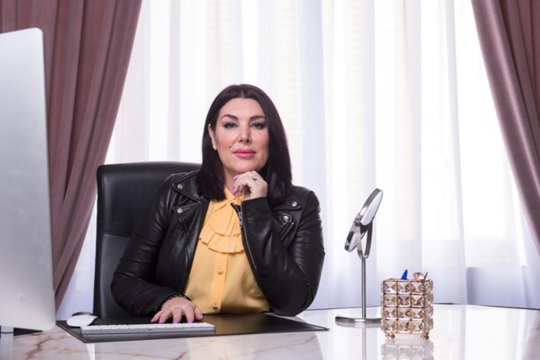 Babila Spagnolo,Amministratore Delegato di Layla Cosmetics