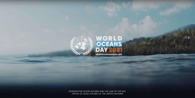 Oceans Day 2021, la campagna dell'Onu per la Giornata Mondiale degli Oceani