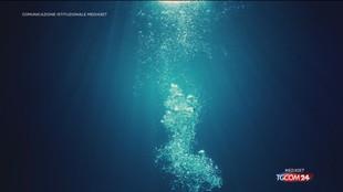 Oceans Day 2021, lo spot Mediaset