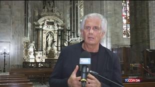 """Dante """"sbarca"""" al Duomo di Milano"""