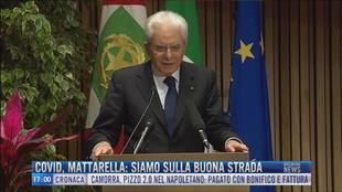 Breaking News delle 17.00 | Covid, Mattarella: Siamo sulla buona strada