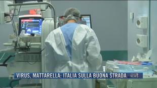 Breaking News delle 23.00 | Virus, Mattarella: Italia sulla buona strada