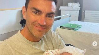 Gabry Ponte è diventato papà