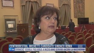Breaking News delle 18.00 | Centrodestra Michetti candidato sindaco Roma