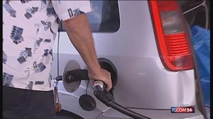Benzina, rincaro record