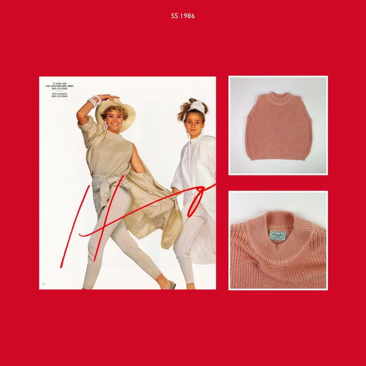 """Moda vintage e pezzi rari: la collezione """"Benetton x Depop"""""""