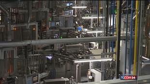Produzione industriale a livelli pre-Covid