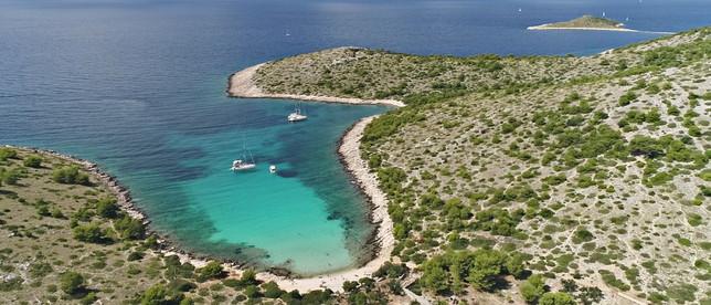 Donnavventura in Craozia: in catamarano di isola in isola