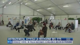 Breaking News delle 18.00 | Astrazeneca attesa la decisione del Cts