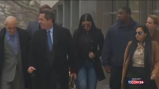 """La moglie del Chapo si dichiara """"colpevole"""""""